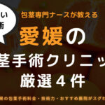 愛媛県の包茎手術クリニック